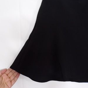 LOFT Skirts - Loft Black Flare Skirt, Sz 2
